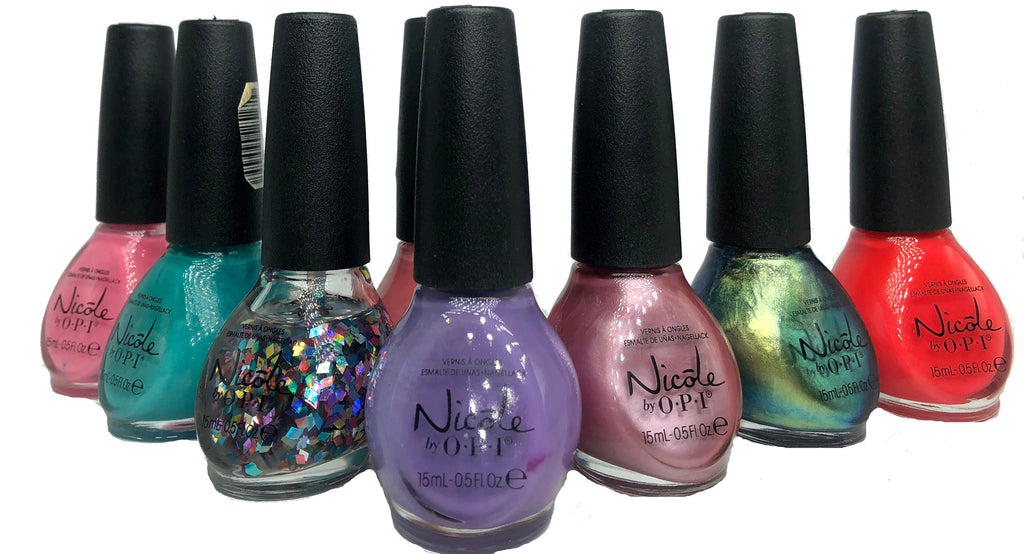 Nicole by Opi Assorted Colors Nail Polish