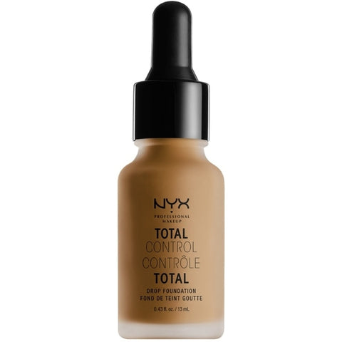 "NYX ""TOTAL CONTROL DROP FOUNDATION"""