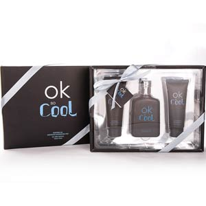 EBC Ok Cool Fragrance Gift Set for Men