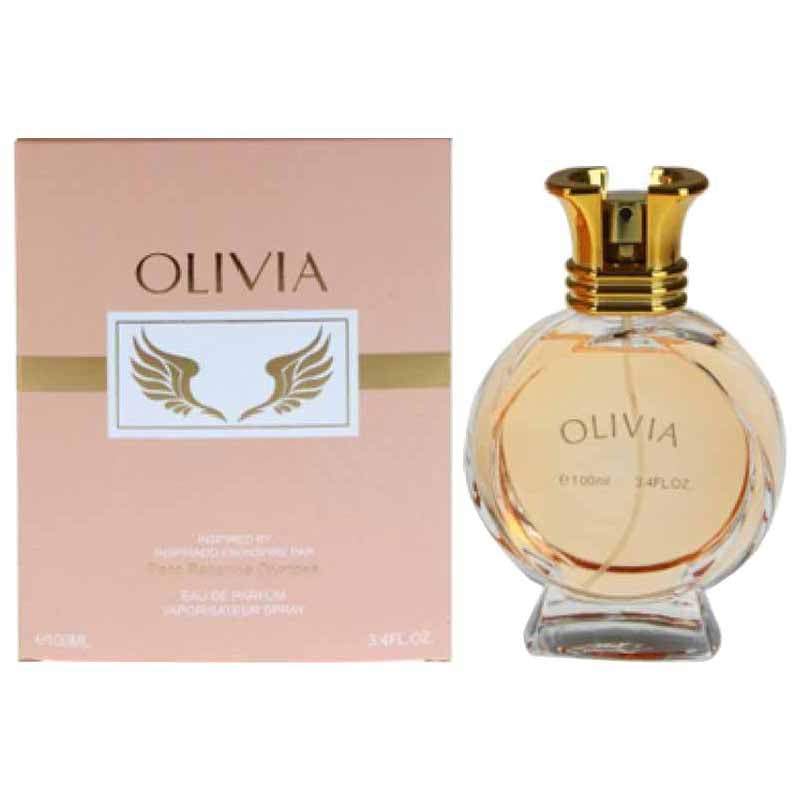 EBC OLIVIA WOMEN FRAGRANCES