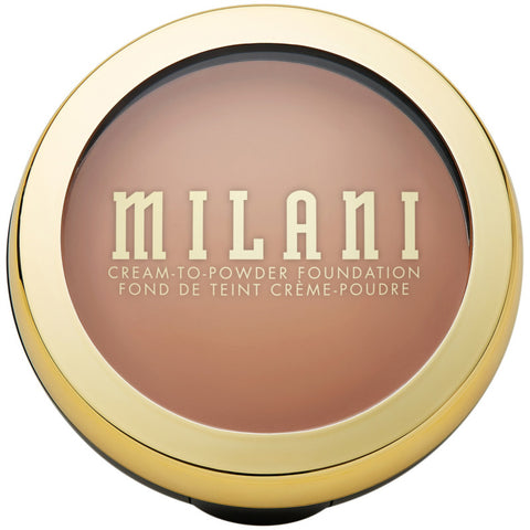 "MILANI ""CONCEAL + PERFECT SMOOTH FINISH CREAM-TO-POWDER FOUNDATION"""