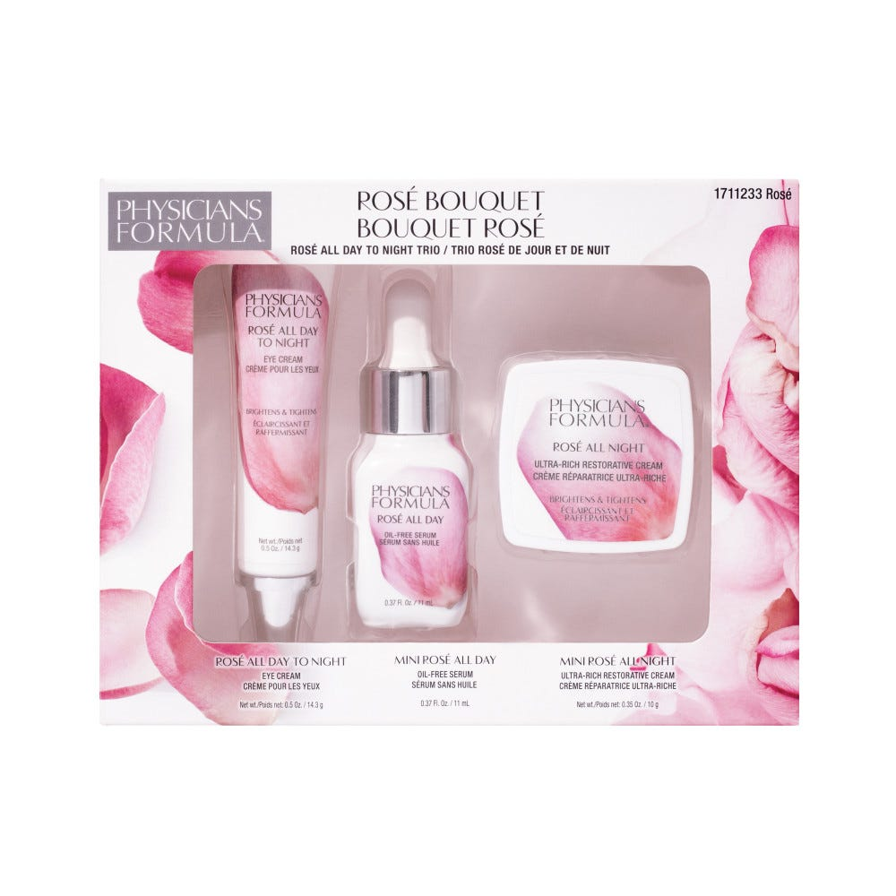"PHYSICIANS FORMULA""ROSÉ BOUQUET SKIN KIT"""