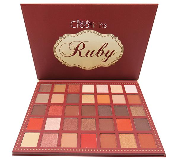 Beauty Creations Ruby Eyeshadows