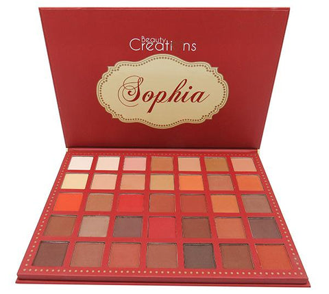 Beauty Creations Sophia Eyeshadows