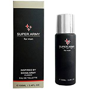 EBC Super Army Fragrance for Men