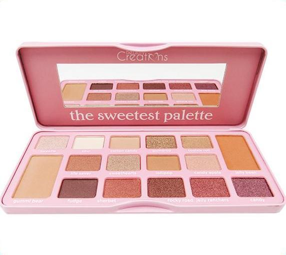 Beauty Creations The Sweetest Eyeshadows