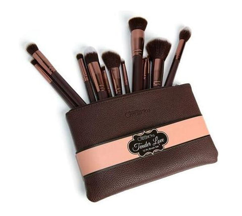 Beauty Creations Tender Love 12 Pc Brush Set