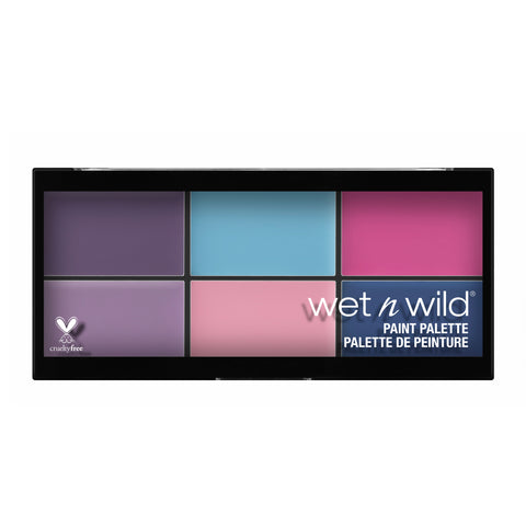 "WET N WILD ""PAINT PALETTE"""