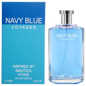 EBC Navy Blue Voyages Fragrance for Men