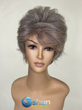 Megan Luxury synthetic Wig