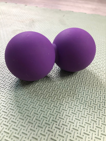Spiky Ball- Purple