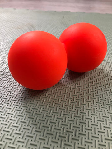 Peanut Massage Ball-Orange
