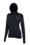 Gold Collection Dry Fit- Women's Hooded Jacket