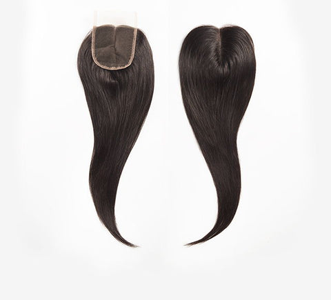 Virgin Straight Closure