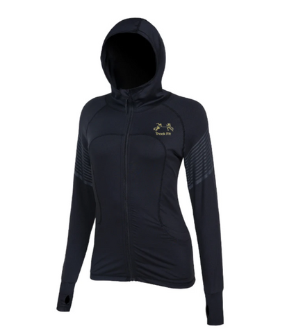 Gold Collection Dry Fit - Women's Hooded Jacket
