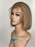 Blonde Partial Lace  System (Mel)