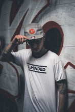 """ILLMINDED"" Ringer Tee - Grind x Grow x Prosper Clothing Co."