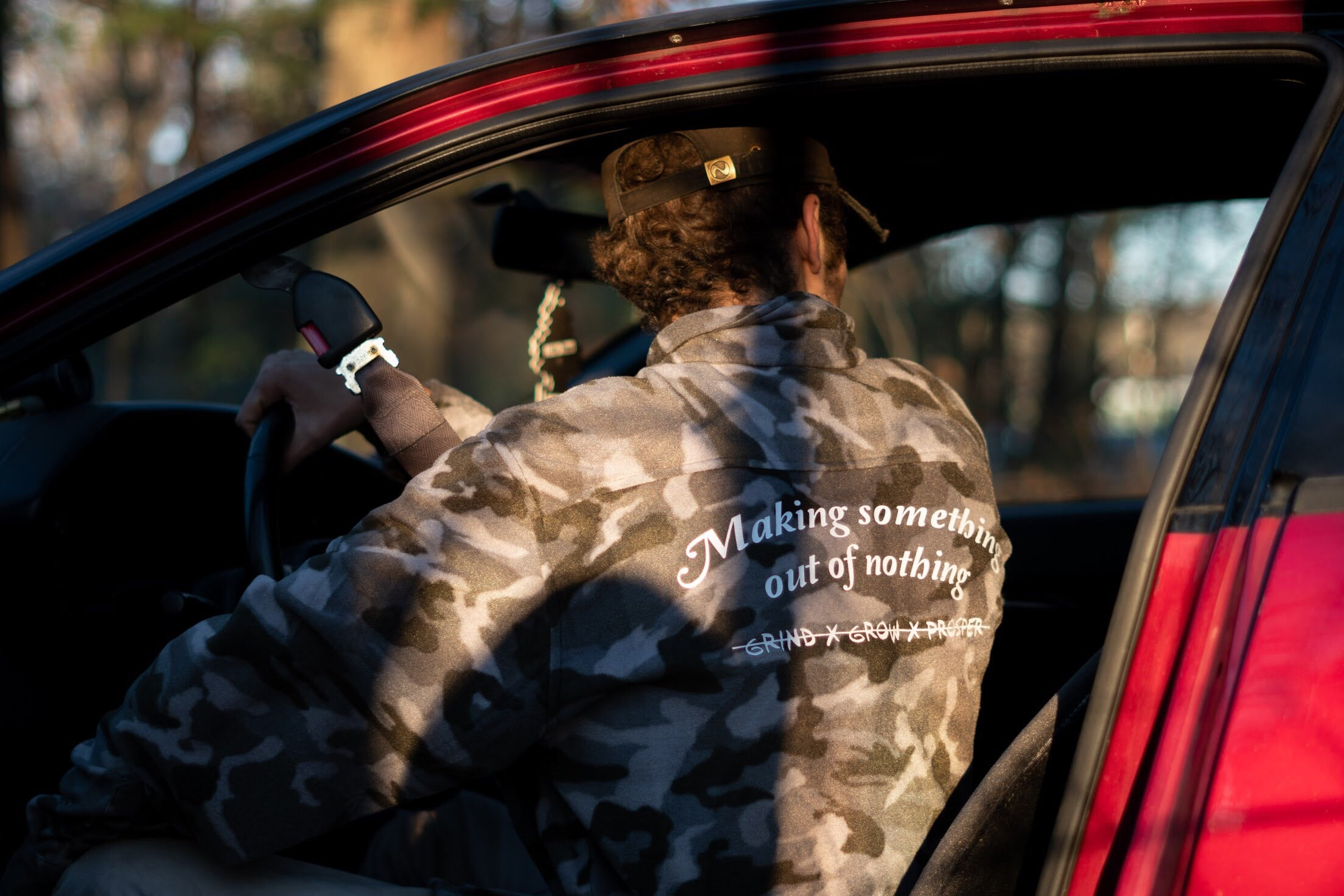 Limited 508 Fleece Camo Jacket - Grind x Grow x Prosper Clothing Co.