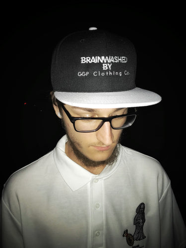 "Exclusive ""Brainwashed"" Snapback - Grind x Grow x Prosper Clothing Co."