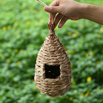 Handmade Winter Bird Nest