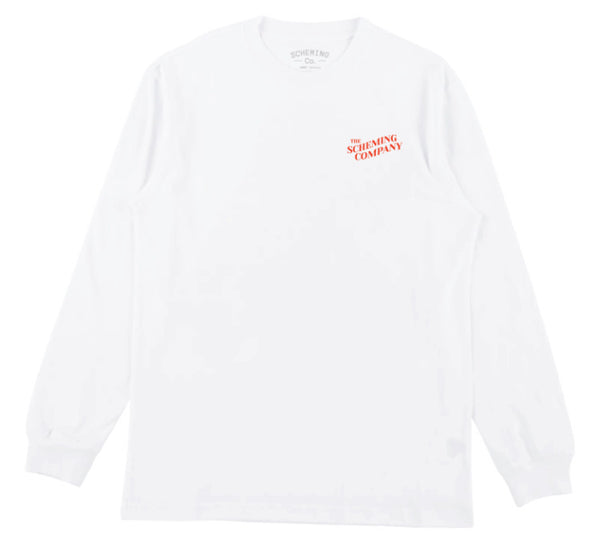 SCHEMING CO. - LONG SLEEVE - THE SPOT BOUTIQUE