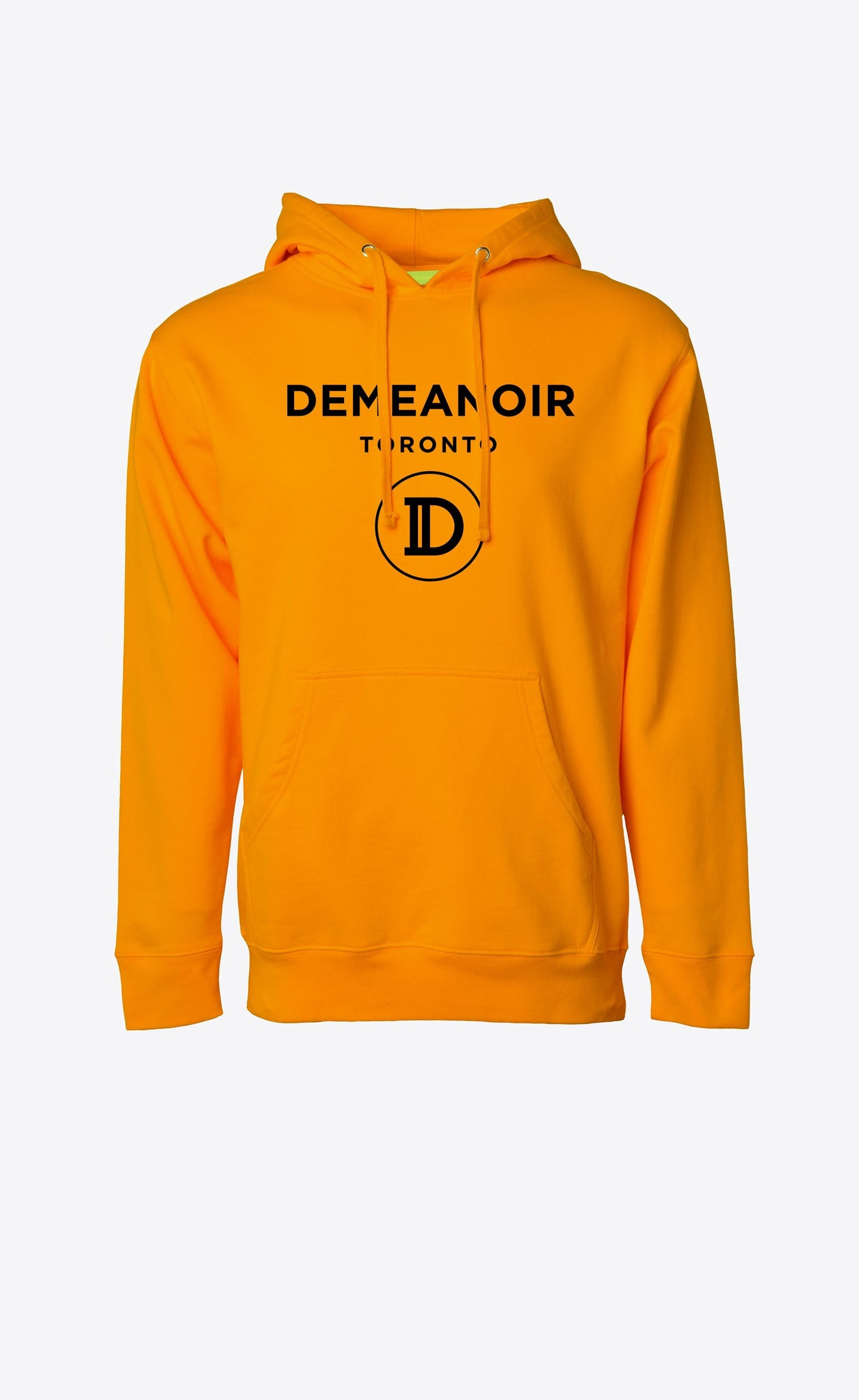 "DEMEANOIR ""Paris logo"" hoodie - THE SPOT BOUTIQUE"