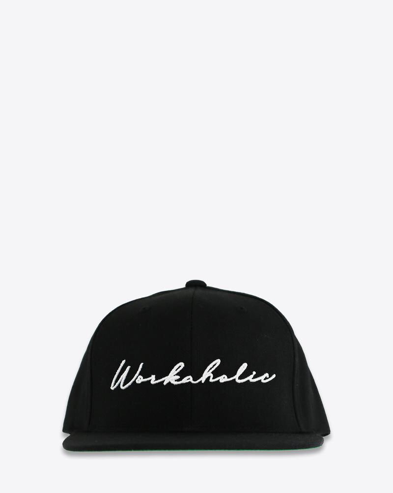 "DEMEANOIR ""WORKAHOLIC"" SNAPBACK - THE SPOT BOUTIQUE"
