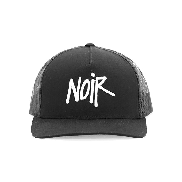 DEMEANOIR - NOIR TRACKER HAT - THE SPOT BOUTIQUE