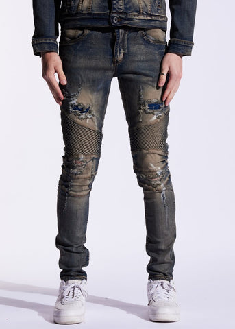 CRYSP DENIM - SKYWALKER RUST