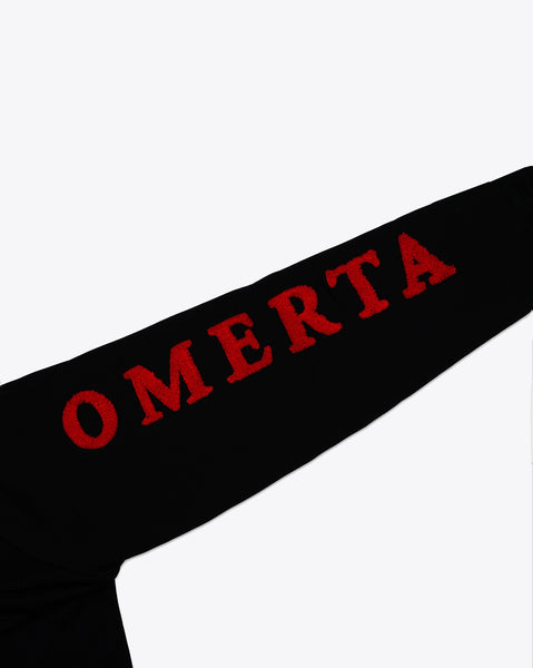 "DEMEANOIR ""OMERTÀ"" HOODIE - THE SPOT BOUTIQUE"