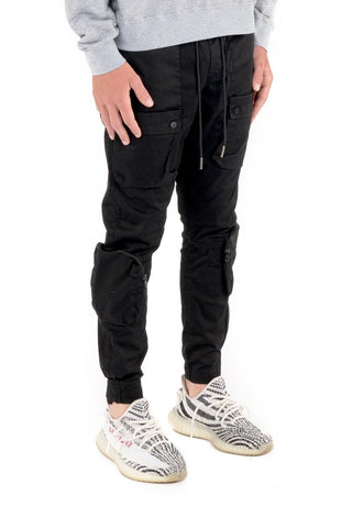 KUWALLA TEE - UTILITY PANTS - THE SPOT BOUTIQUE