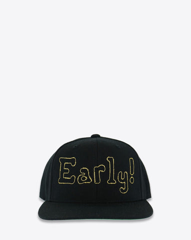 "DEMEANOIR ""EARLY"" SNAPBACK - THE SPOT BOUTIQUE"