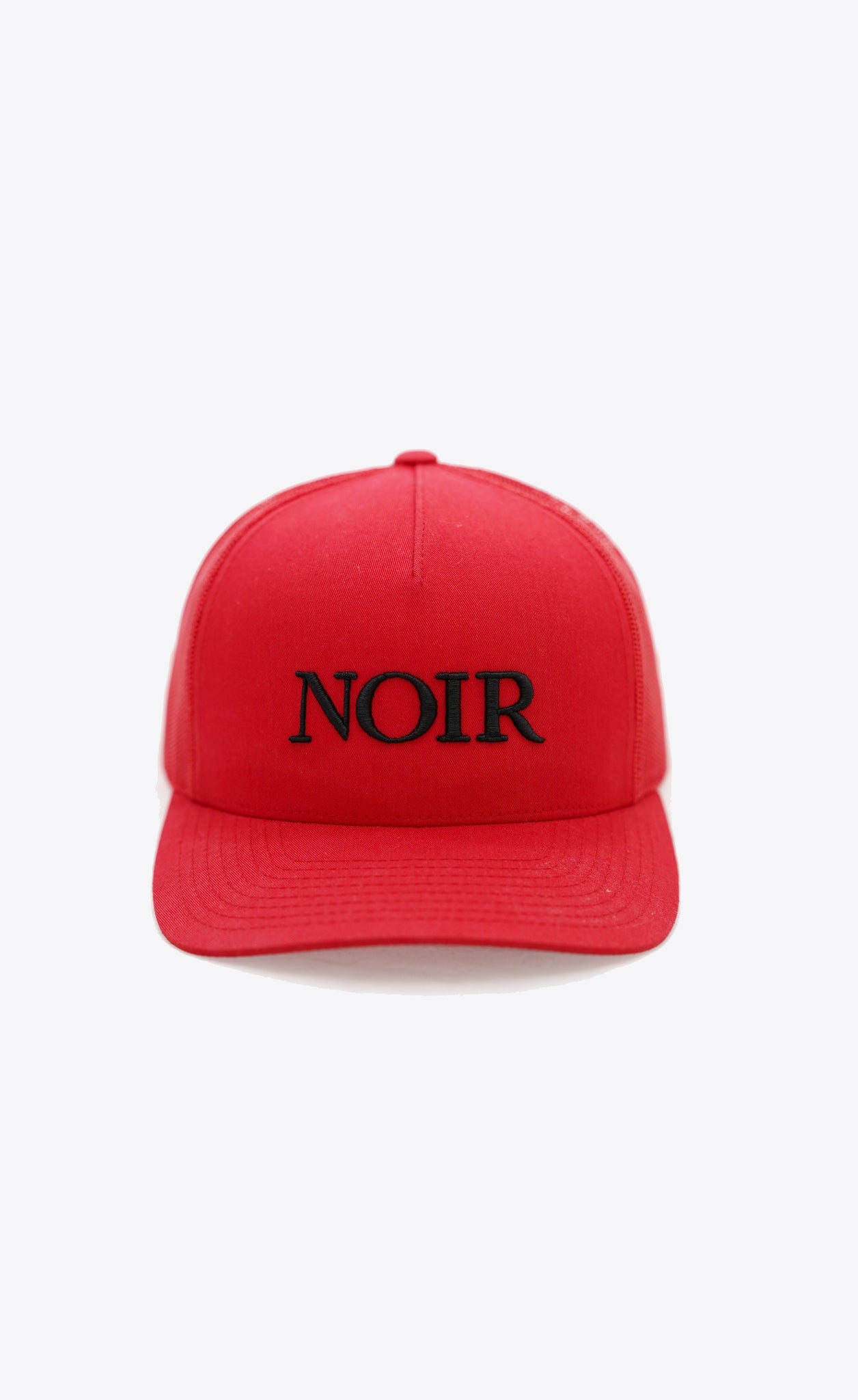 DEMEANOIR - NOIR TRUCKER HAT - THE SPOT BOUTIQUE