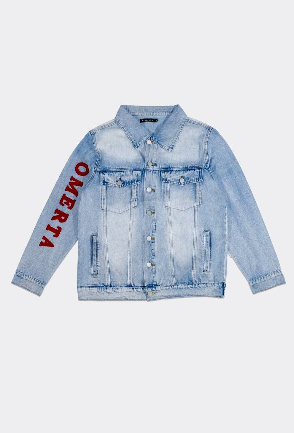 DEMEANOIR - OMERTA DENIM JACKET