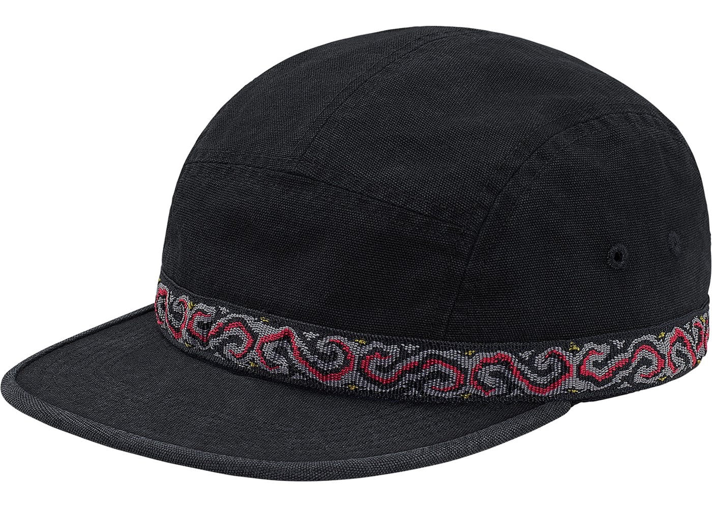 SUPREME - WILD TAPE 5 PANEL HAT - THE SPOT BOUTIQUE