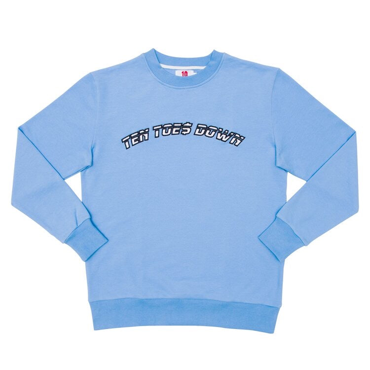 TEN TOES DOWN - CREWNECK - THE SPOT BOUTIQUE | MENS CLOTHING