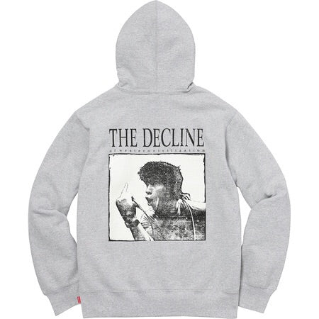 "SUPREME "" the decline "" - THE SPOT BOUTIQUE"