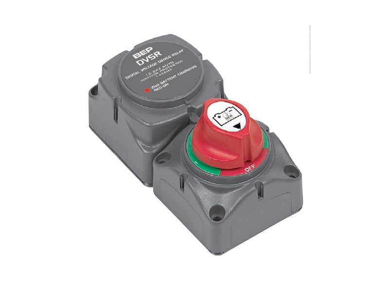 SWITCH BATTERY SELECTOR 125A DIG VSR