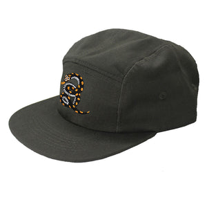 Curly Snake Camp hat