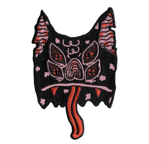 Bat Face Patch