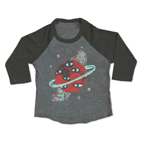 Eyes Planet raglan (kids)