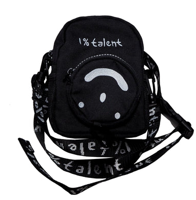 Face Side Bag (black)
