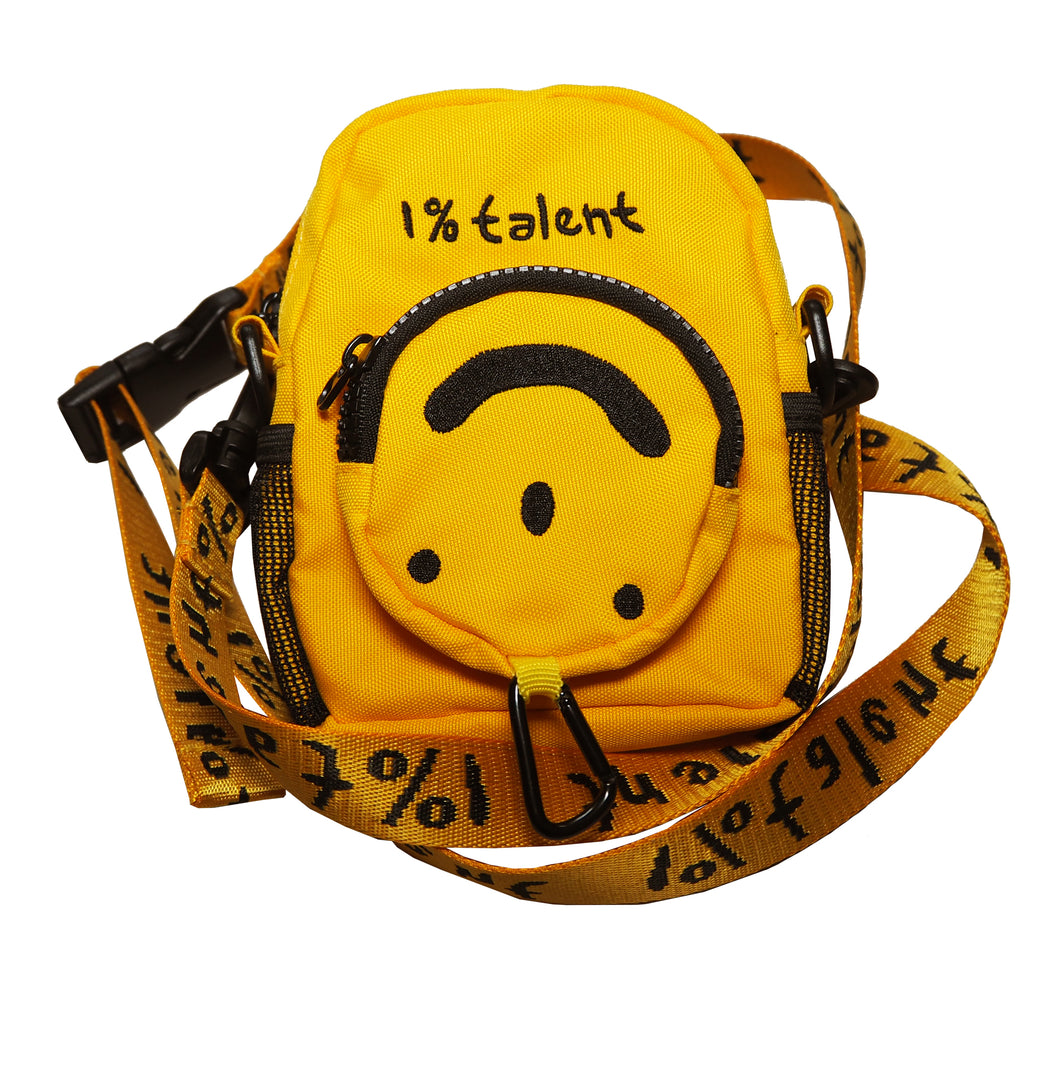 Face Side Bag (yellow)