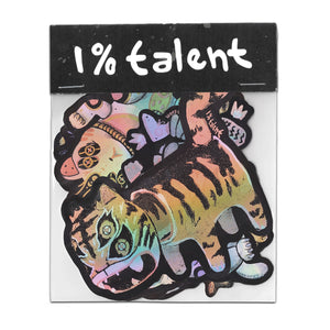 Holographic Stickers Pack