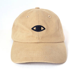 Eye dad hat (sand) (last one)