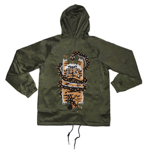 Tiger Struggle Anorak