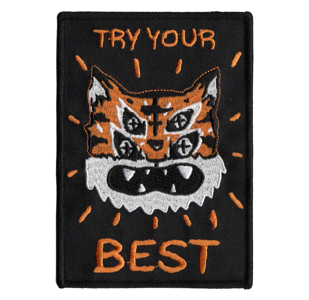 Try Your Best Patch