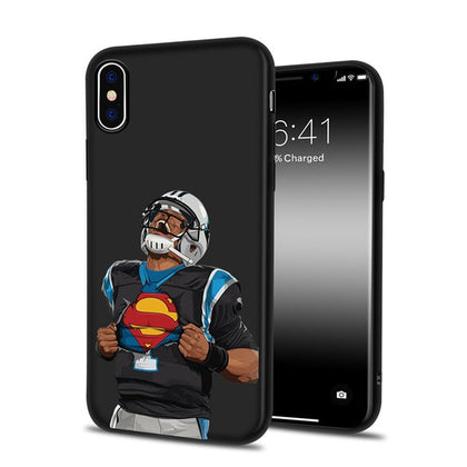 NFL Player iPhone Case