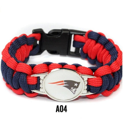 NFL Team Wristband