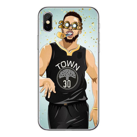 NBA Stephen Curry iPhone Case